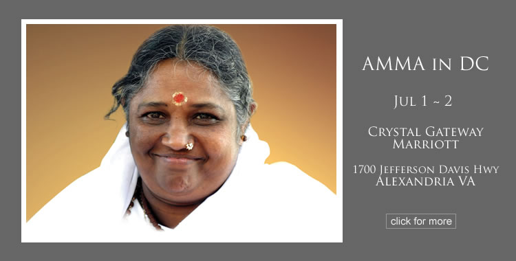 Amma in DC, Jul 1,2 2014